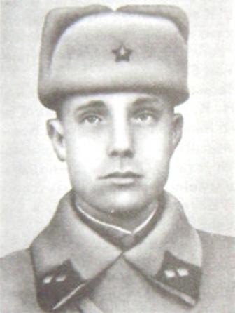 Юдин Николай Лукьянович - командир взвода 1-го танкового батальона 61-ой гв. т. бр.