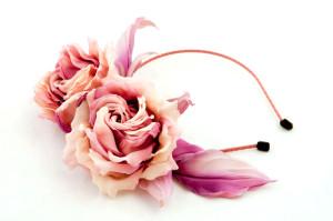 ободок с розами-1