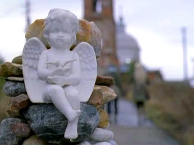 Ангел из фильма Жить