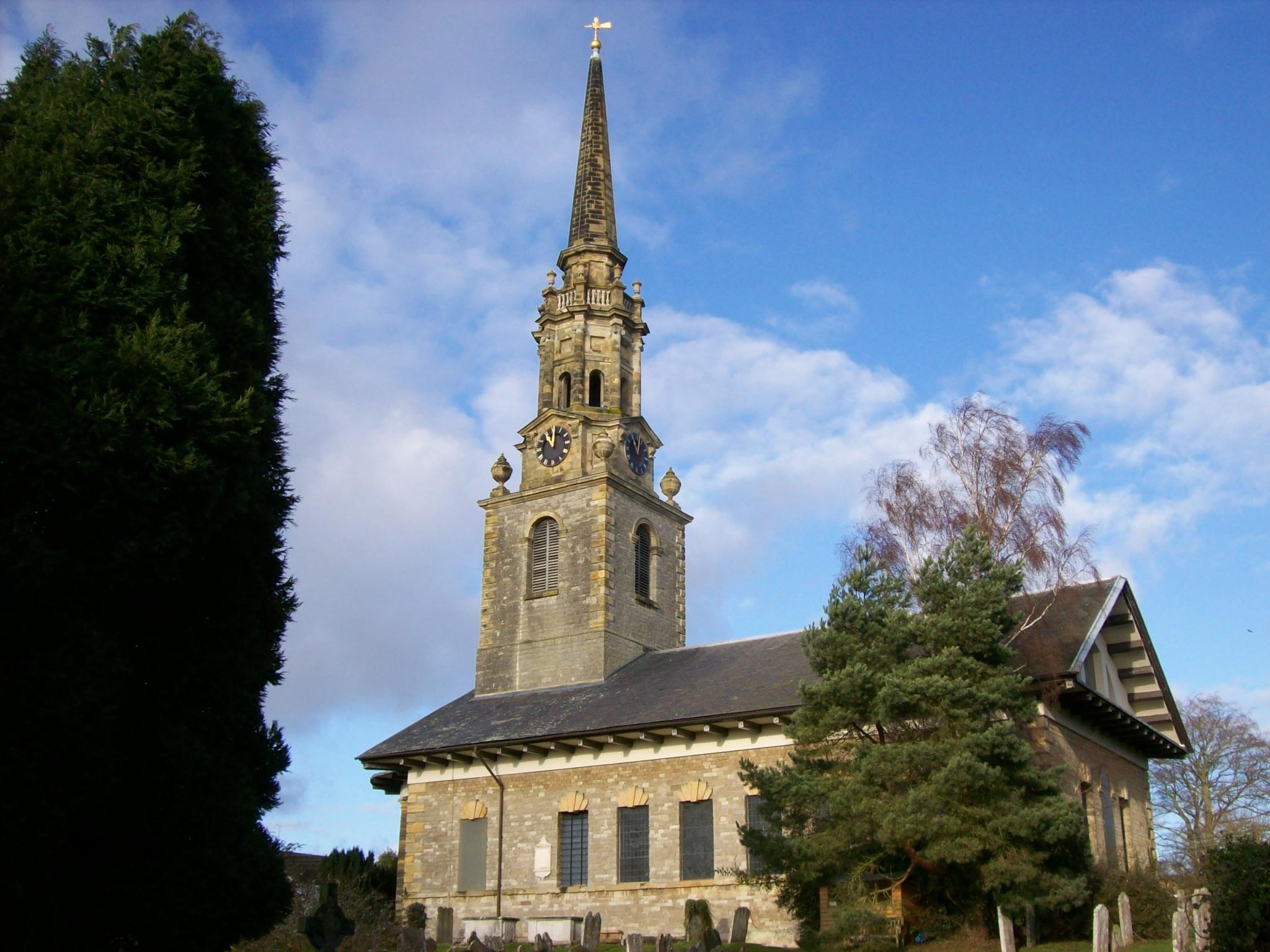 St Lawrence, Mereworth, Kent