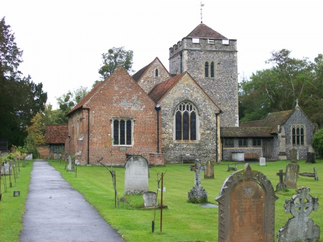 St. Giles, Stoke Poges