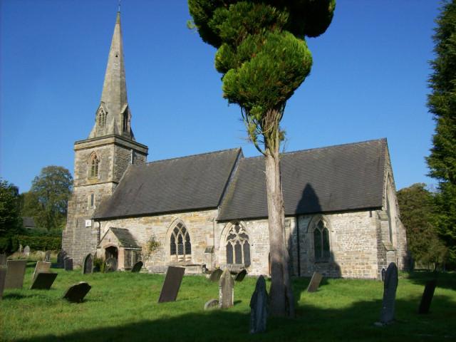 St. Edmund, Fenny Bentley, Derbyshire