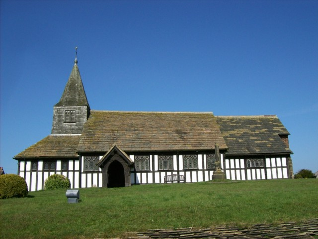 St James and St Paul, Marton