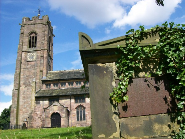 Prestwich, St Mary the Virgin