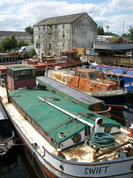 Wakefield Wharf