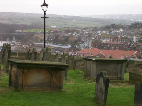 St Mary's Churchyard, Whitby