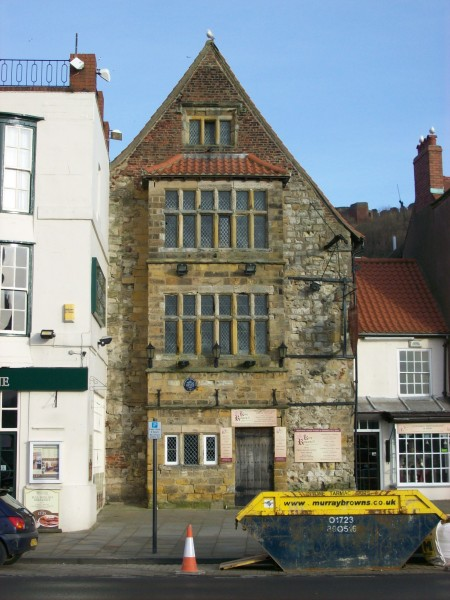 The Richard III Tea Rooms, Scarborough