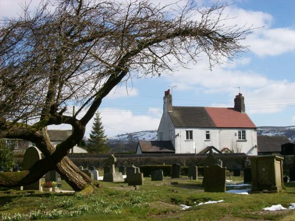 Bosley Churchyard, Cheshire