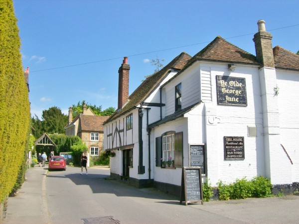 Ye Olde George Inne, Shoreham