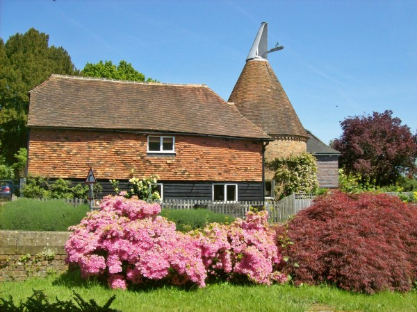 Oast House In Brenchley