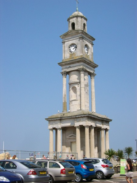 The clock tower, Herne Bay