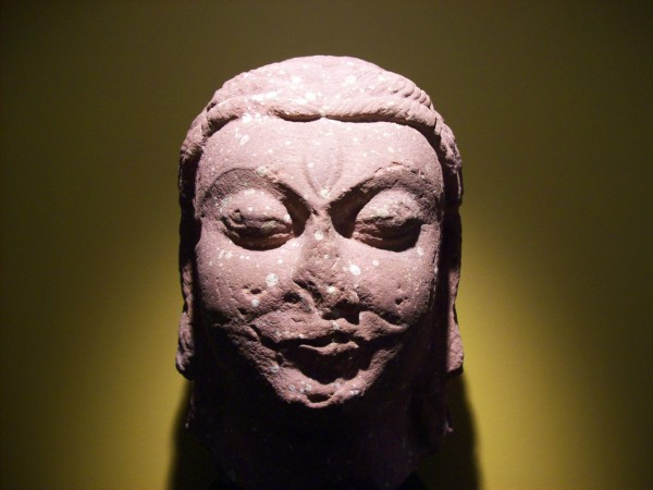 ashmolean- Head of Siva