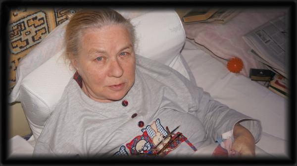 Юлия Александровна Лебедева. 1934-2013