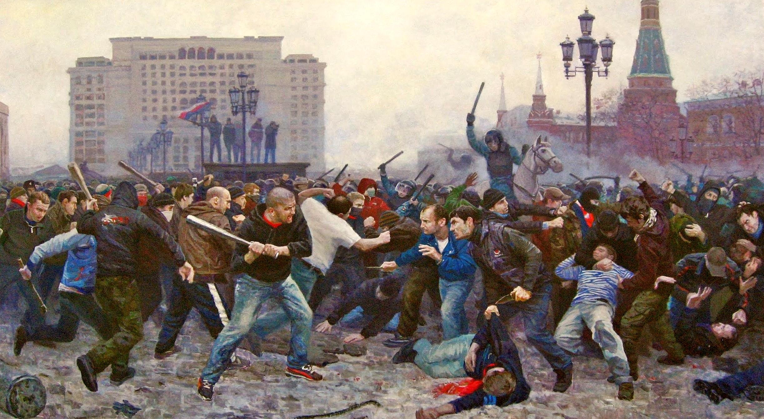 Максим Титов Битва за Москву