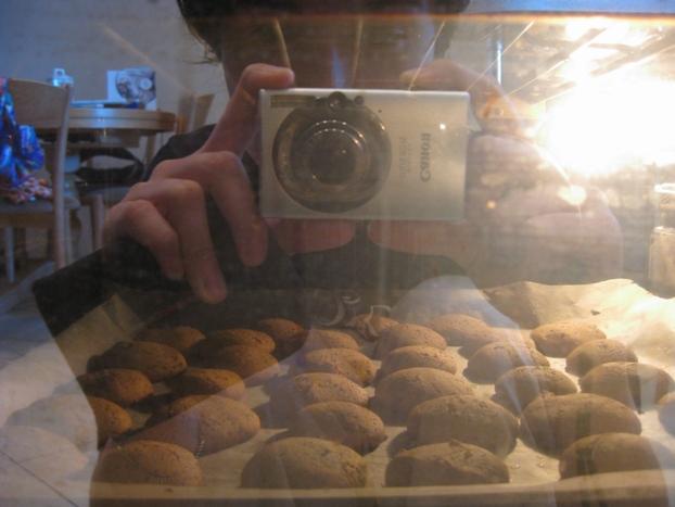 cookies-oven
