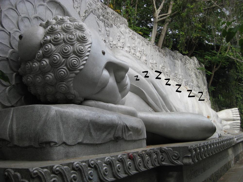 sleepy-buddha
