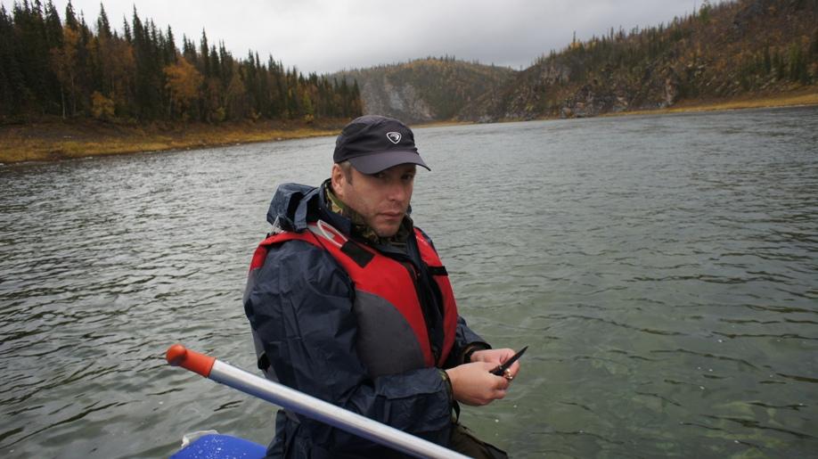 отчеты о сплавах и рыбалке