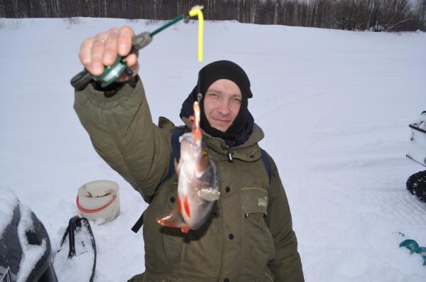 Рыбалка на озеро чусовское