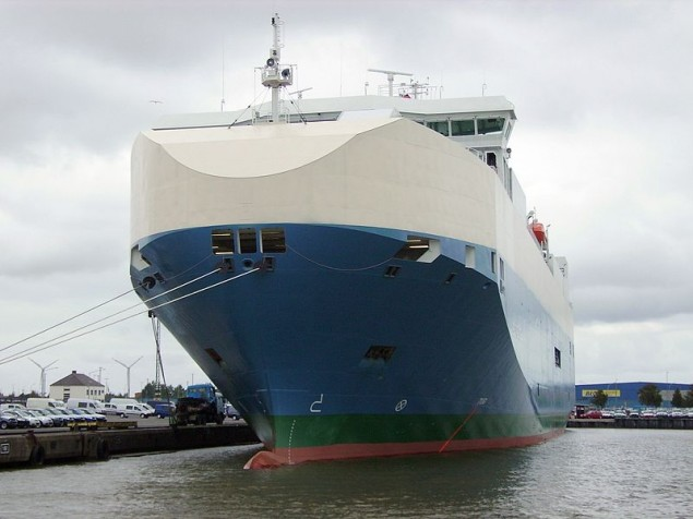 Car_carrier_Baltic_Ace
