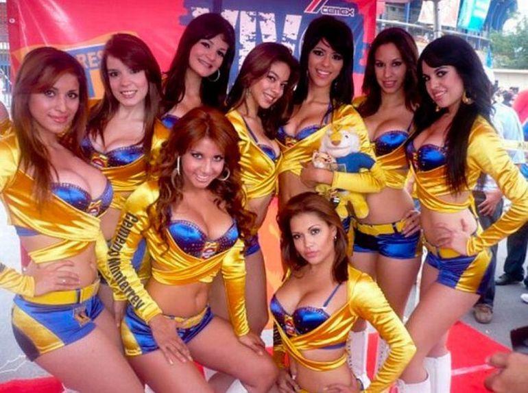 Мексиканские девушки