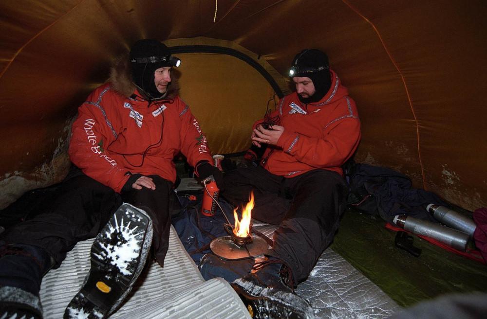 Большая Арктическая Экспедиция. Северный полюс