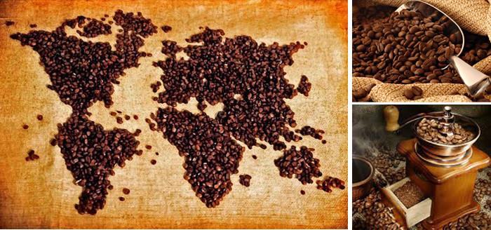 История мира в кофейных зернах