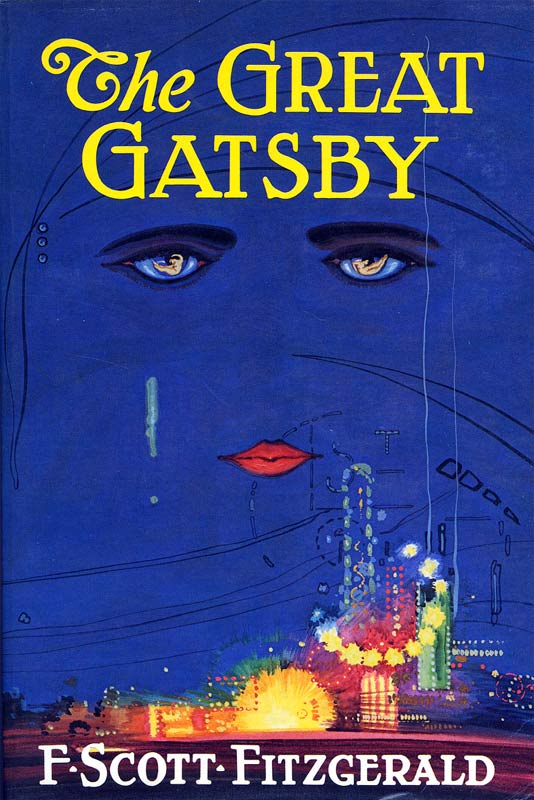 a comparison of the novel 1925 the great gatsby by f scott fitzgerald and the 2013 movie directed by Start studying f scott fitzgerald quiz learn scott traveled where for the publication of the great gatsby what movie was scott's first and last screen.