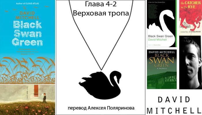 Дэвид Митчелл Блэк Свон грин перевод на русский глава 4-22