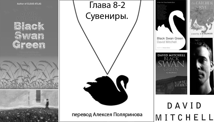 Дэвид Митчелл Блэк Свон грин перевод на русский глава 8-2