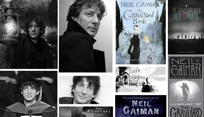 Нил Гейман Истории с кладбища рецензия