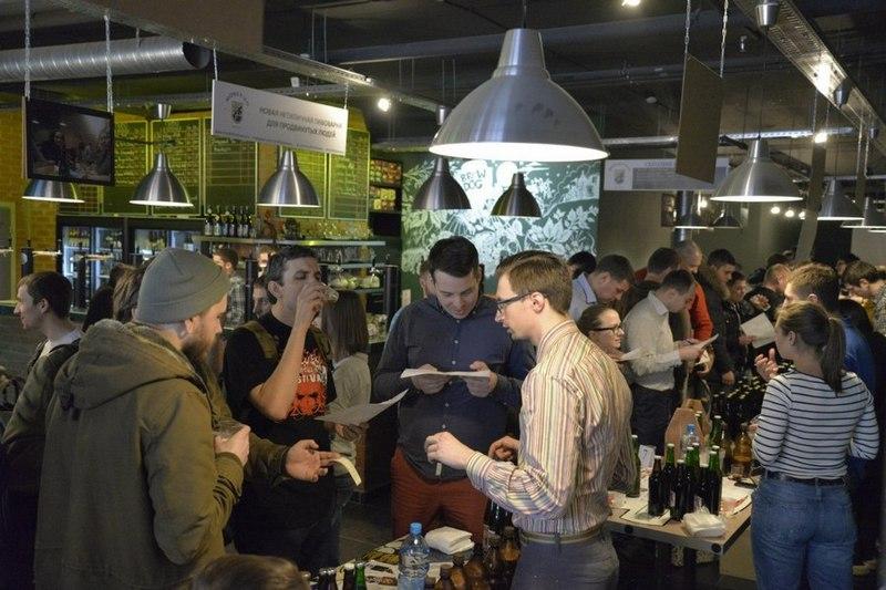 фестиваль домашнего пива Самара 2016