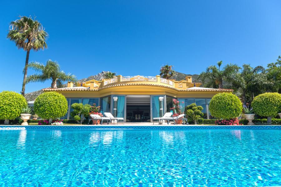 Испании купить дом