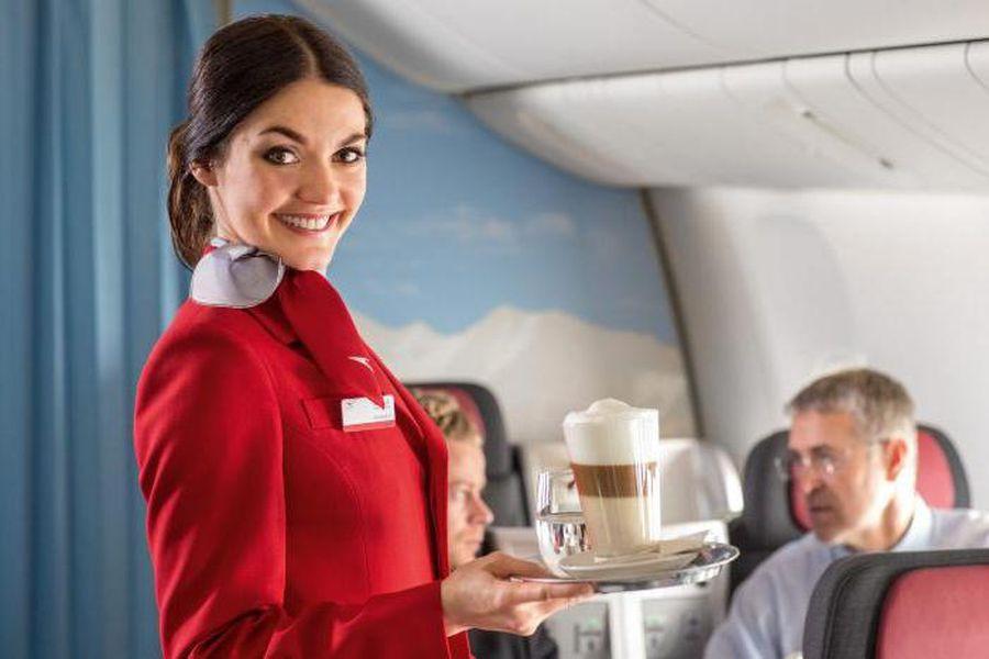 Интимные откровения стюардесс