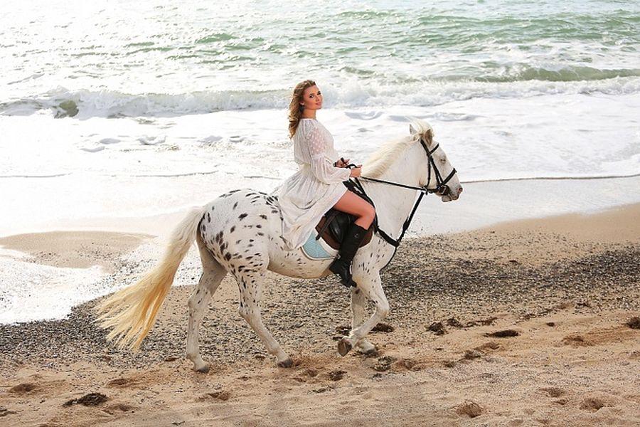 Секс на коне с партнёром