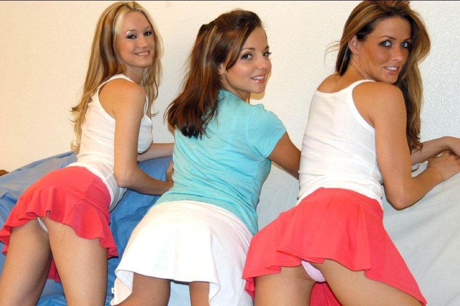 Девочки обожают анальный секс