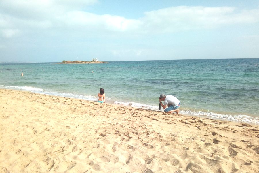 Мерзкие твари на пляжах Крита