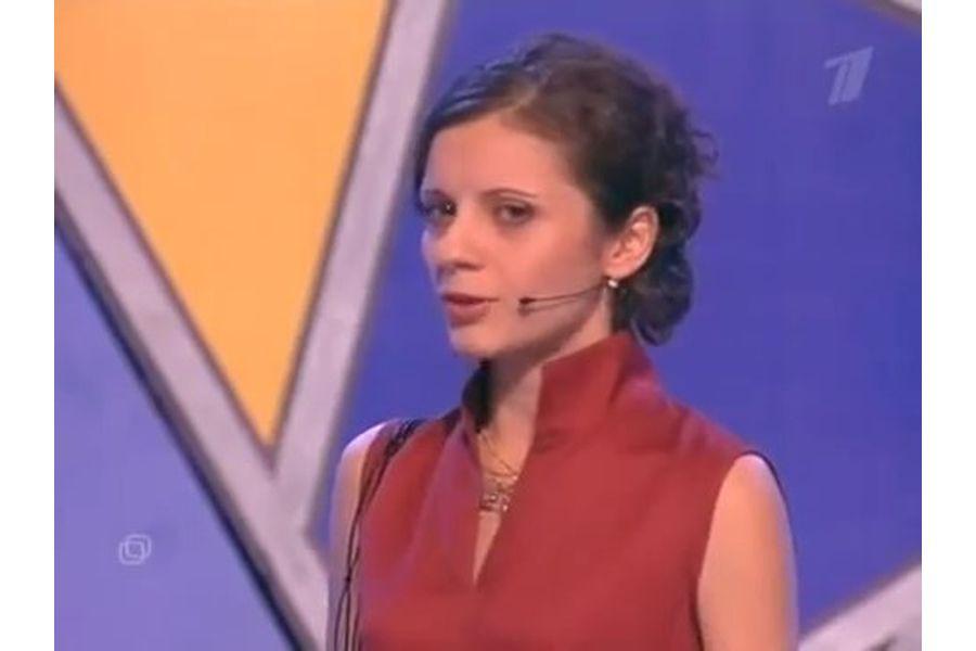 Наталья Андреевна в молодости