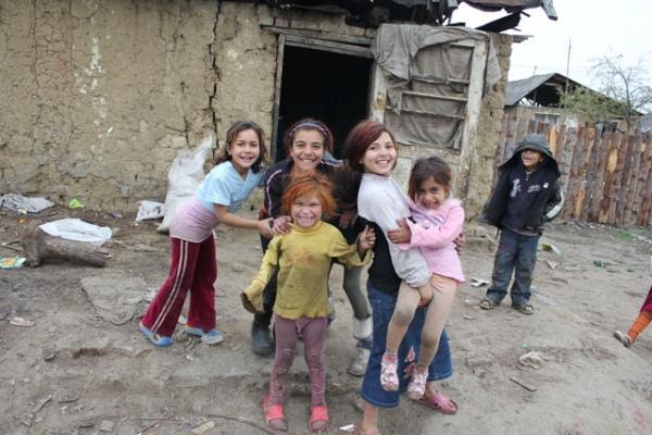 Цыганская девочка блондинка фото 292-915