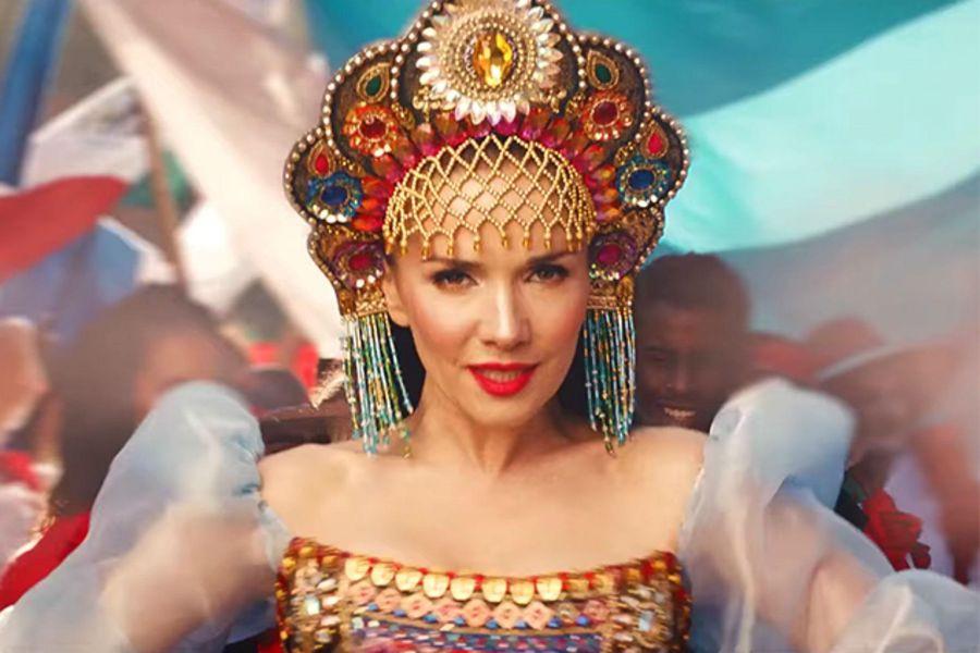 Наталья Орейро: я – русская!
