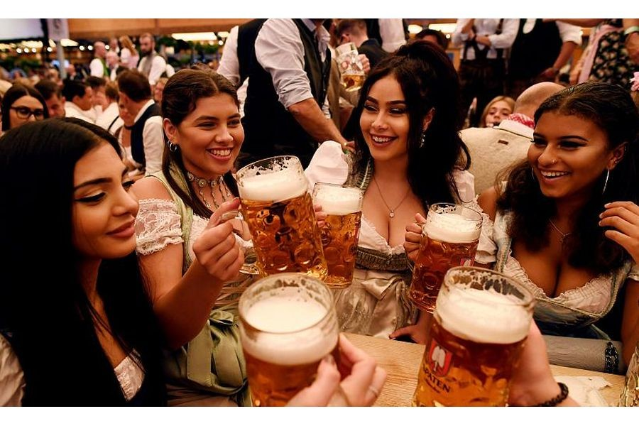 Дефект немецких девушек