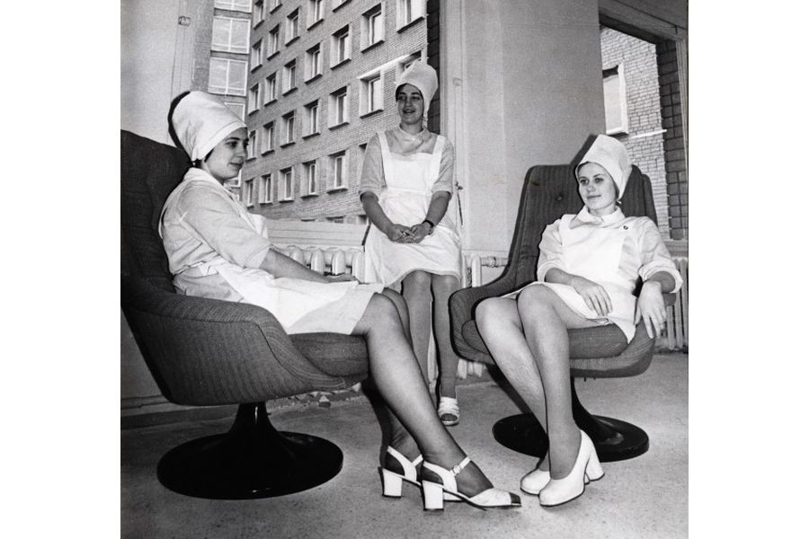 Медсестрички СССР