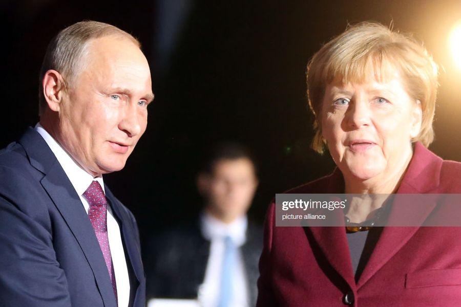 Путин всё?!