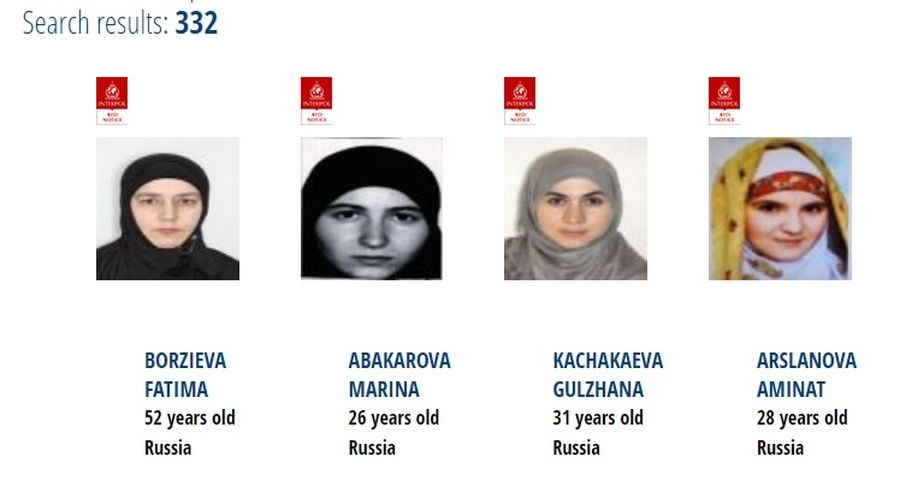 Самые опасные девушки России