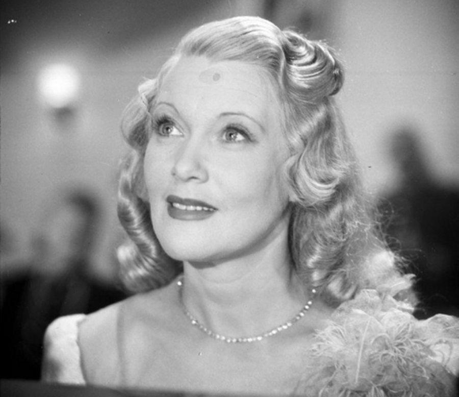 Самая высокооплачиваемая актриса СССР