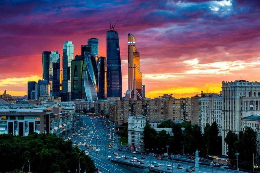 Провинциалка в Москве