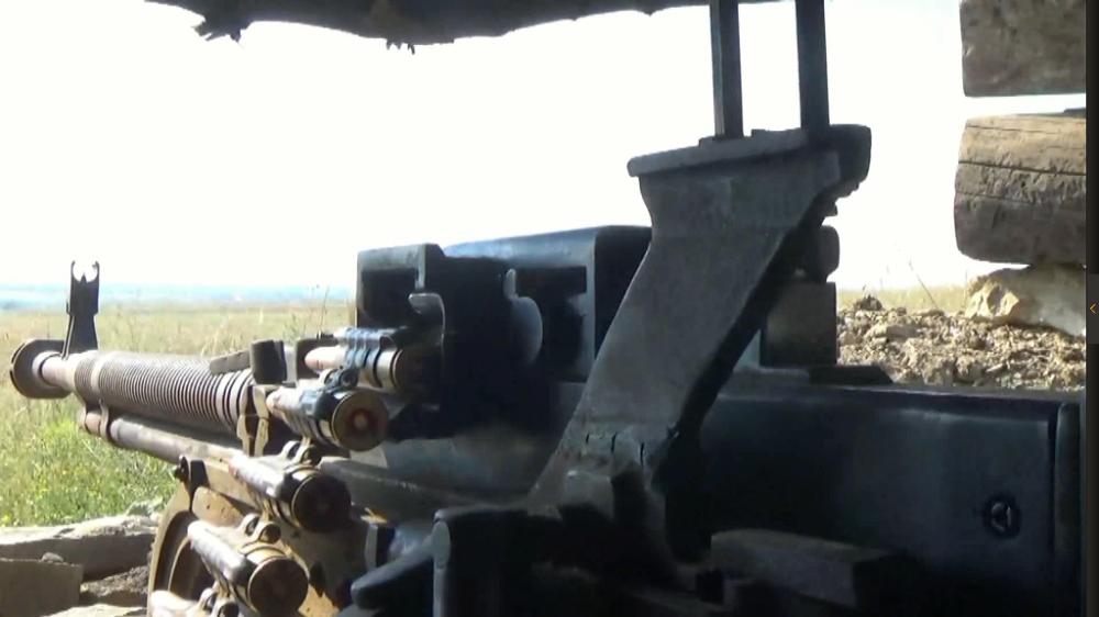 Первый Украинский: артиллерийский ад в ЛНР, США