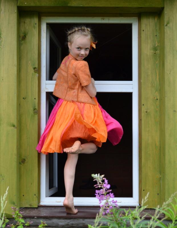 Детские платья вконтакте