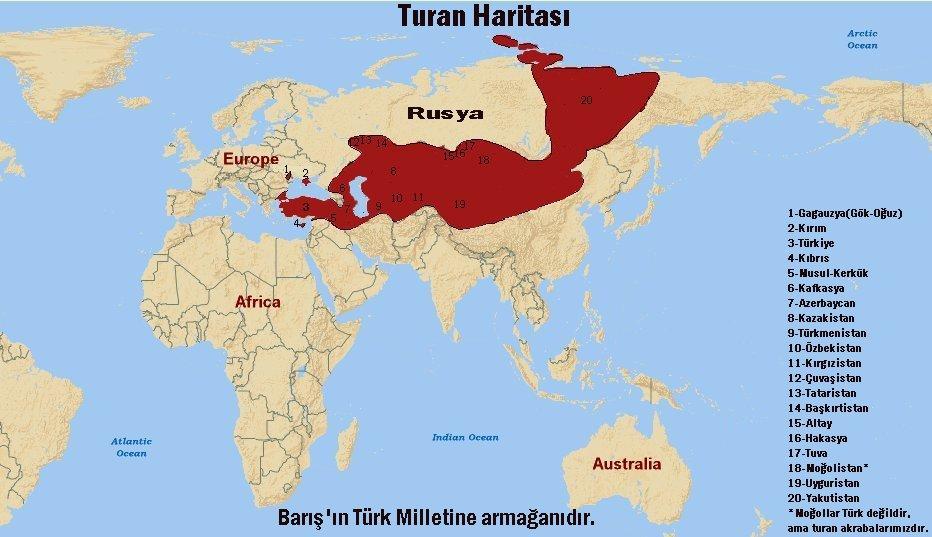 Пантуранизм или о планах Турции на Евразийское господство - 8:  aram_hakopian — LiveJournal