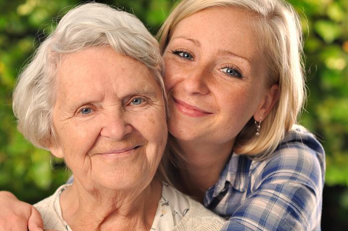 фото ззрелые бабушки