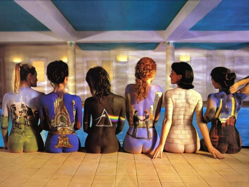 Pink Floyd Album Covers